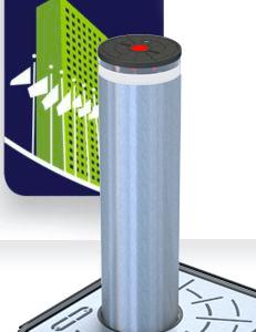 - TR - Traffic Bollards - Vehicle Access Control Systems - FAAC Bollards - FAAC