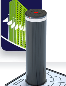 seriejs pu icon - TR - Traffic Bollards - Vehicle Access Control Systems - FAAC Bollards - FAAC